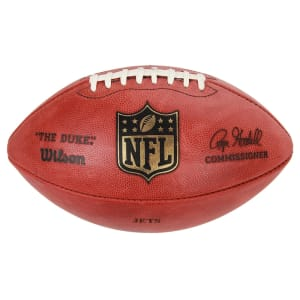 "New York Jets Wilson ""The Duke"" Official Size Replica Game Football"