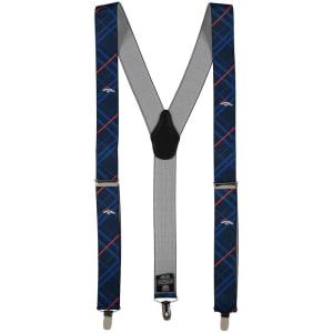 Denver Broncos Suspenders