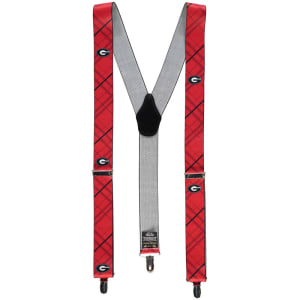 Georgia Bulldogs Suspenders