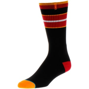 Miami Heat Stance Arena Core Socks - Black