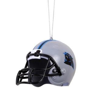 "Carolina Panthers 2.5"" Helmet Ornament"