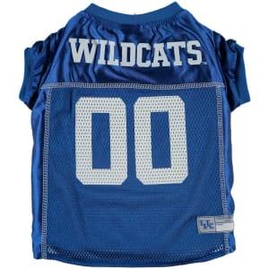 Kentucky Wildcats Mesh Dog Football Jersey