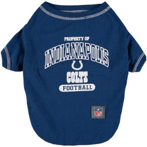 Indianapolis Colts Pet T-Shirt