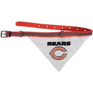 Chicago Bears Pet Collar Bandana