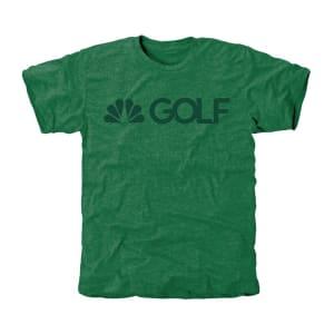 Golf Channel Tri-Blend T-Shirt - Green
