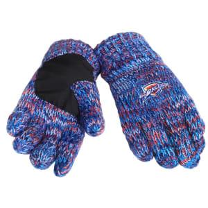 Oklahoma City Thunder Peak Gloves