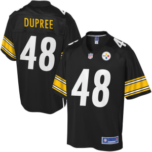 Youth Pittsburgh Steelers Bud Dupree NFL Pro Line Team Color Jersey