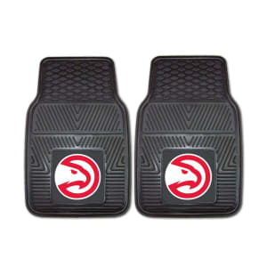 "Atlanta Hawks 27"" x 18"" 2-Pack Vinyl Car Mat Set"