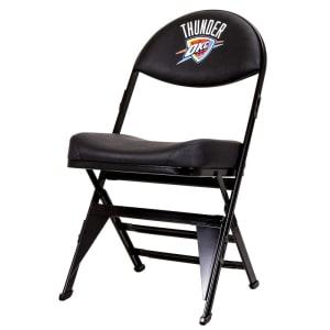 Oklahoma City Thunder X-Frame Court Side Folding Chair