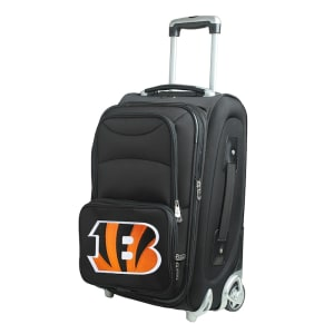 "Cincinnati Bengals 21"" Rolling Carry-On Suitcase"
