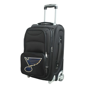 """St. Louis Blues 21"""" Rolling Carry-On Suitcase"""