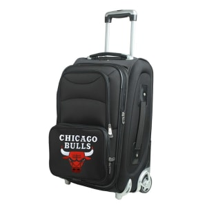 "Chicago Bulls 21"" Rolling Carry-On Suitcase"
