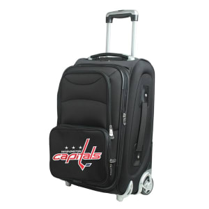 "Washington Capitals 21"" Rolling Carry-On Suitcase"