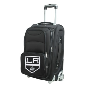"""Los Angeles Kings 21"""" Rolling Carry-On Suitcase"""