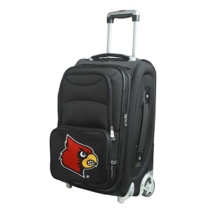 "Louisville Cardinals 21"" Rolling Carry-On Suitcase"