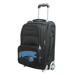 """Orlando Magic 21"""" Rolling Carry-On Suitcase"""