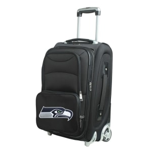 "Seattle Seahawks 21"" Rolling Carry-On Suitcase"