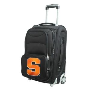 """Syracuse Orange 21"""" Rolling Carry-On Suitcase"""