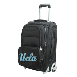 """UCLA Bruins 21"""" Rolling Carry-On Suitcase"""