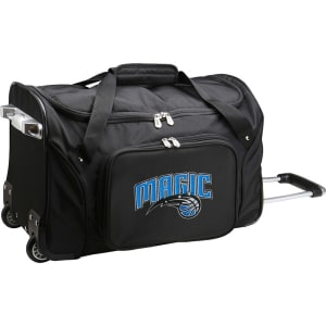 "Orlando Magic 22"" 2-Wheeled Duffel Bag - Black"