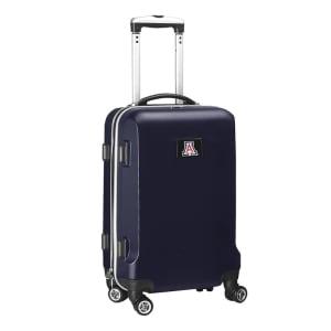 "Arizona Wildcats 20"" 8-Wheel Hardcase Spinner Carry-On - Navy"