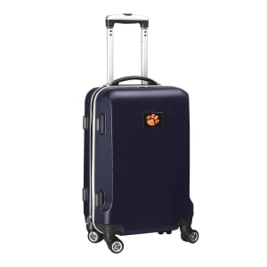 "Clemson Tigers 20"" 8-Wheel Hardcase Spinner Carry-On - Navy"
