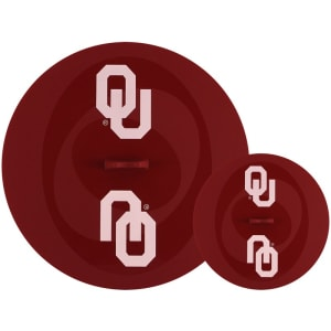 Oklahoma Sooners Topperz Lids - Crimson