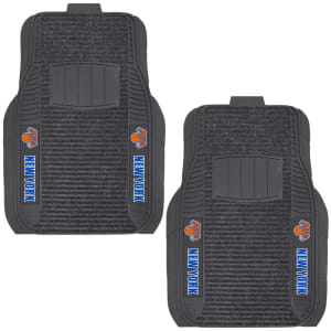 New York Knicks Two-Piece Deluxe Car Mat Set