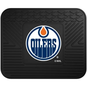 "Edmonton Oilers 17"" x 14"" Utility Mat"