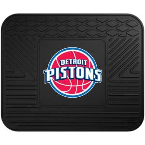 "Detroit Pistons 17"" x 14"" Utility Mat"