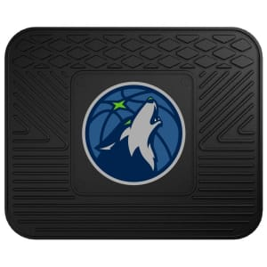 "Minnesota Timberwolves 17"" x 14"" Utility Mat"
