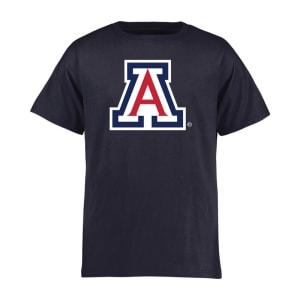 Arizona Wildcats Youth Classic Primary T-Shirt - Navy