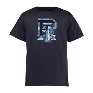 Rhode Island Rams Youth Classic Primary T-Shirt - Navy