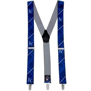 Kansas City Royals Suspenders
