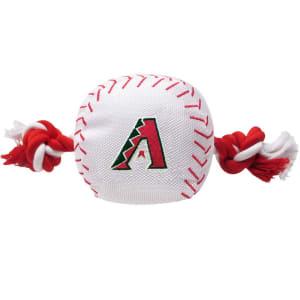 Arizona Diamondbacks Dog Baseball Rope Toy