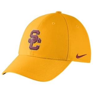 USC Trojans Nike Swoosh Performance Flex Hat - Gold