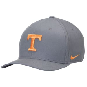 Tennessee Volunteers Nike Swoosh Performance Flex Hat - Gray -