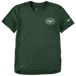 New York Jets Nike Youth Touch Performance T-Shirt - Green