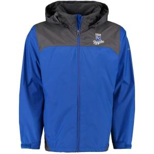 Kansas City Royals Columbia Glennaker Lake Jacket - Royal