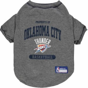 Oklahoma City Thunder Dog T-Shirt