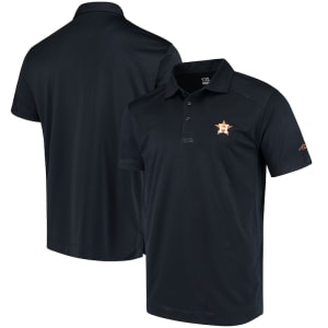 Houston Astros Cutter & Buck Genre DryTec Polo - Navy