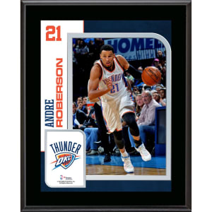 """Andre Roberson Oklahoma City Thunder Fanatics Authentic 10.5"""" x 13"""" Sublimated Player Plaque"""
