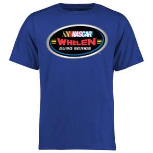 NASCAR Whelen Euro Series T-Shirt - Royal