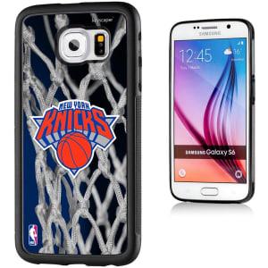 New York Knicks Net 2 Galaxy S6 Bumper Case