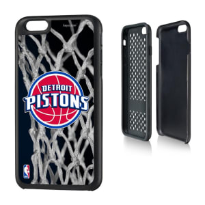 Detroit Pistons iPhone 6 Plus Rugged Net 2 Case
