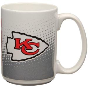 Kansas City Chiefs 15oz. State of Mind Coffee Mug