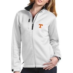 Tennessee Volunteers Antigua Women's Traverse Full-Zip Jacket - White
