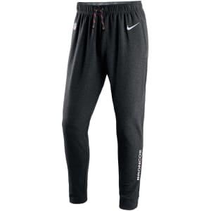 Denver Broncos Nike Touch Fleece Performance Pants - Charcoal