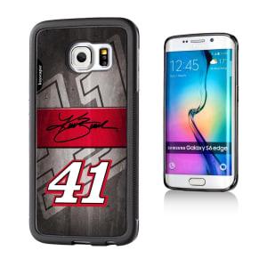 Kurt Busch Signature Galaxy S6 edge Bumper Case