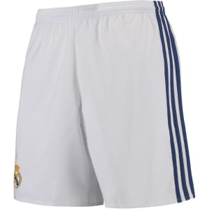 Real Madrid adidas Home climacool Shorts - White